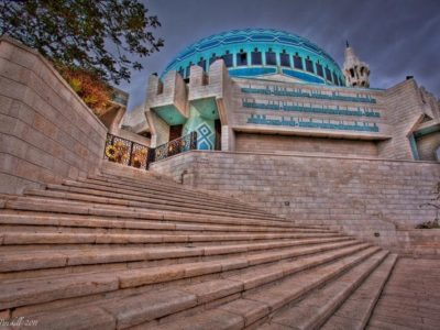Walking Amman – A Walking Tour of Jordan's Capital City