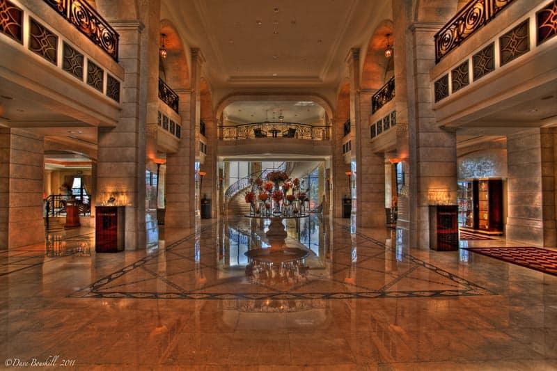walking amman four seasons hotel