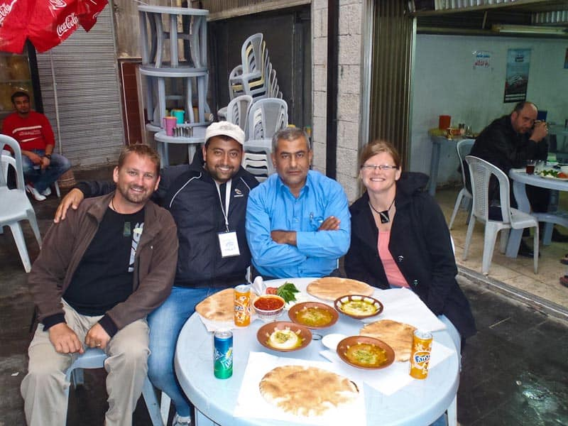 amman walking tour try street food when you visit jordan