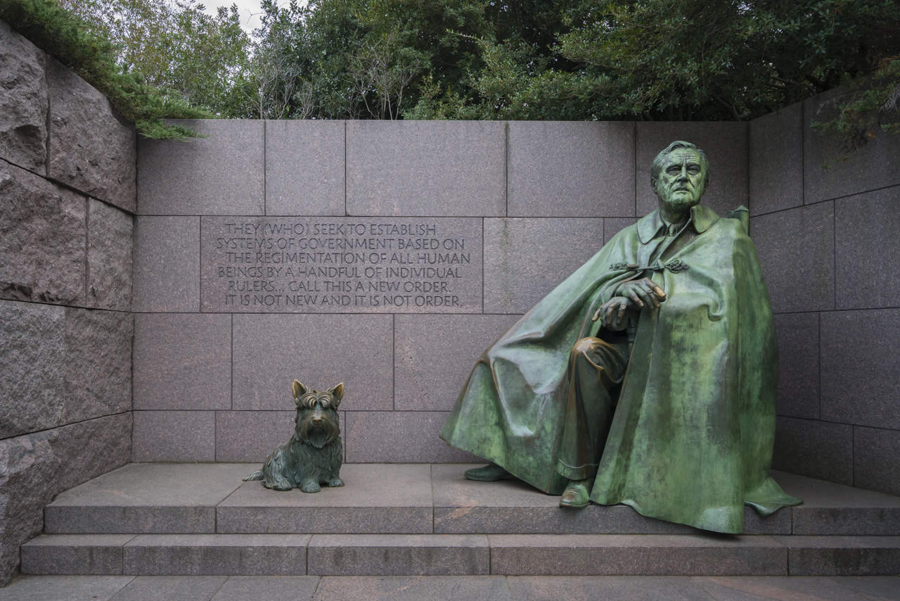 walking-tour-washington-dc-FDR-Memorial-2