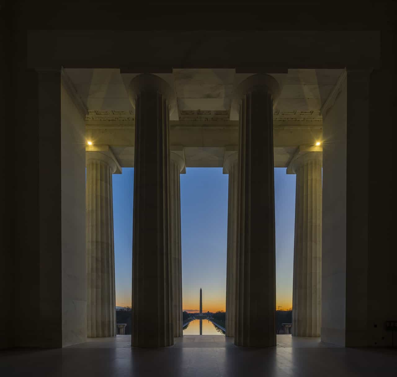 walking-tour-washington-dc-Lincoln-memorial