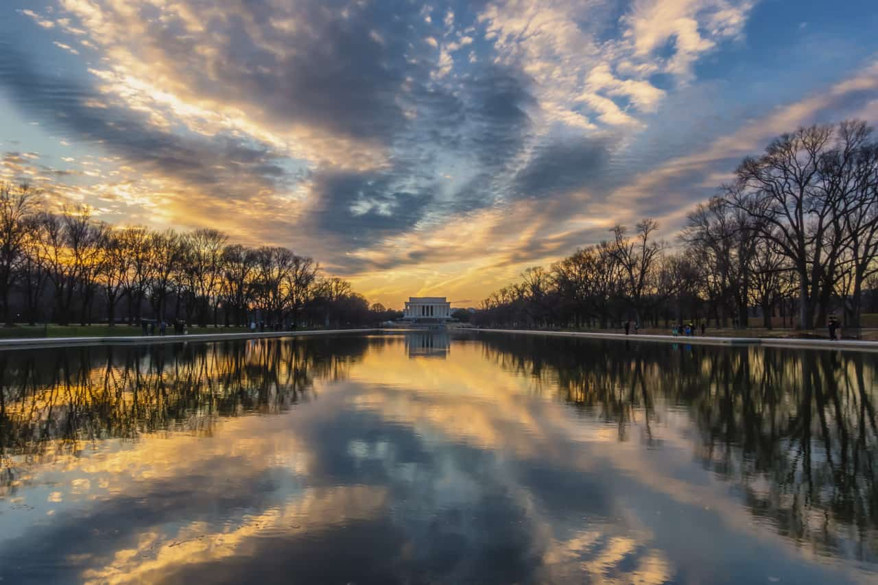 walking-tour-washington-dc-reflecting-pool