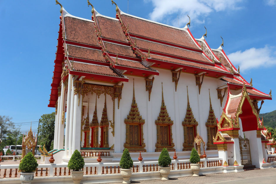 things to see in phuket wat chalong