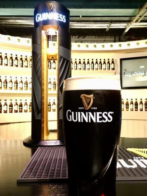 ways to experience Guinness in Dublin