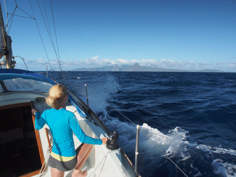 what sailing taught me boat