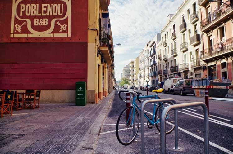 what to do in barcelona at night | poblenou