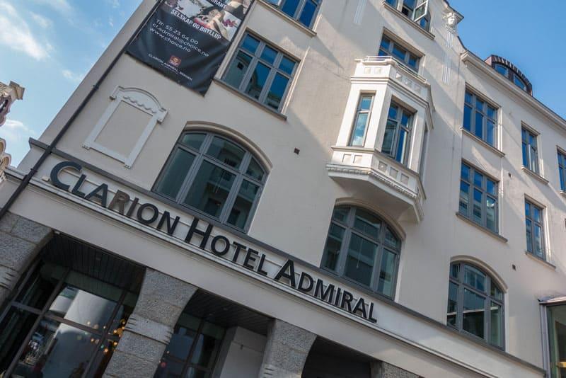Bergen Norway clarion hotel