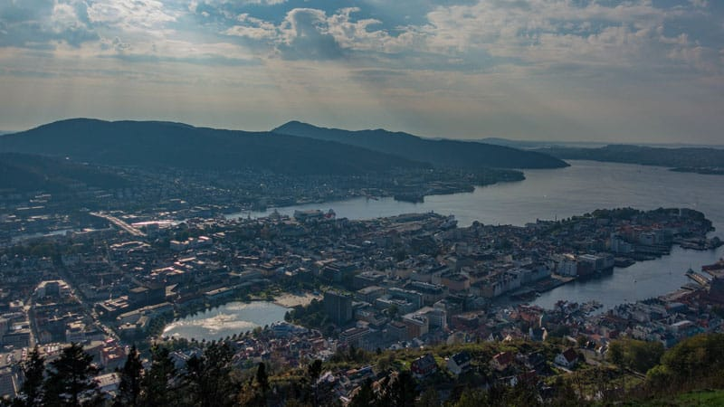 what to see in bergen views