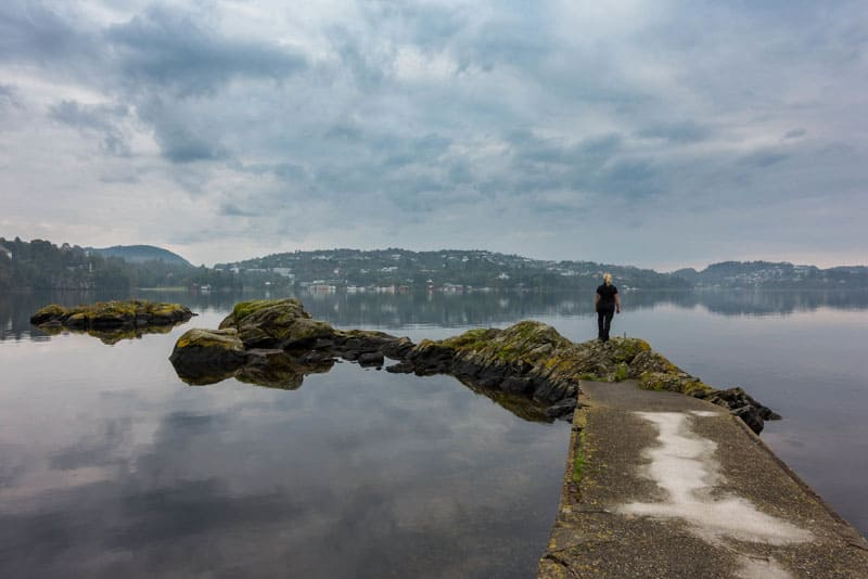 what to do in bergen water