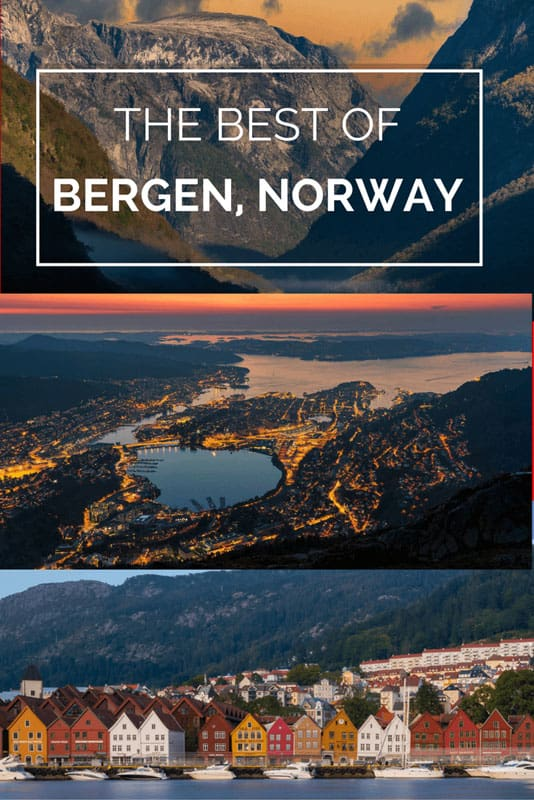 Things to do in Bergen 8 Attractions in Norway's Most