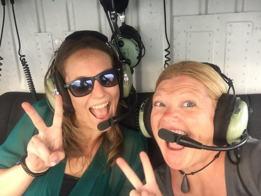 what to do in the cayman islands helicopter tour