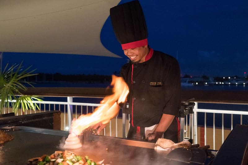 what to do in grand cayman chef