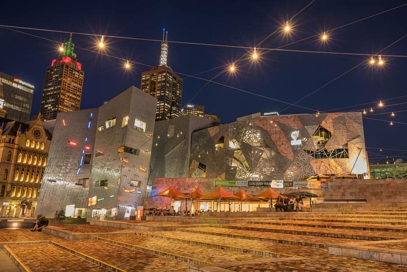 what to do in Melbourne Federation Square