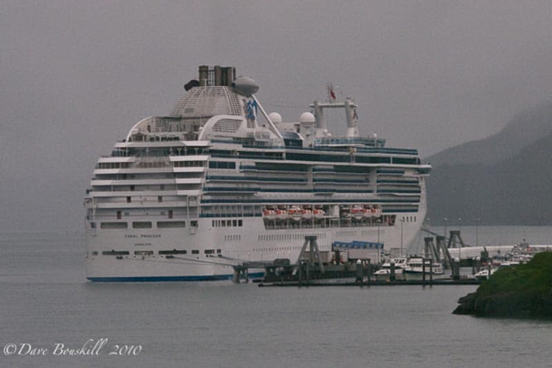 tips for packing for an alaskan cruise the ship
