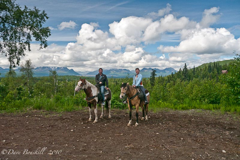 alaskan cruise packing tips horseback riding
