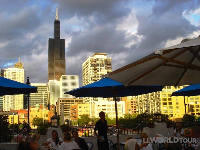 best restaurants chicago view