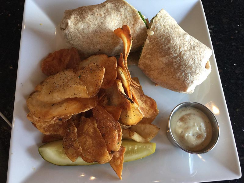 places to eat in Virginia Beach Back Bay Gourmet