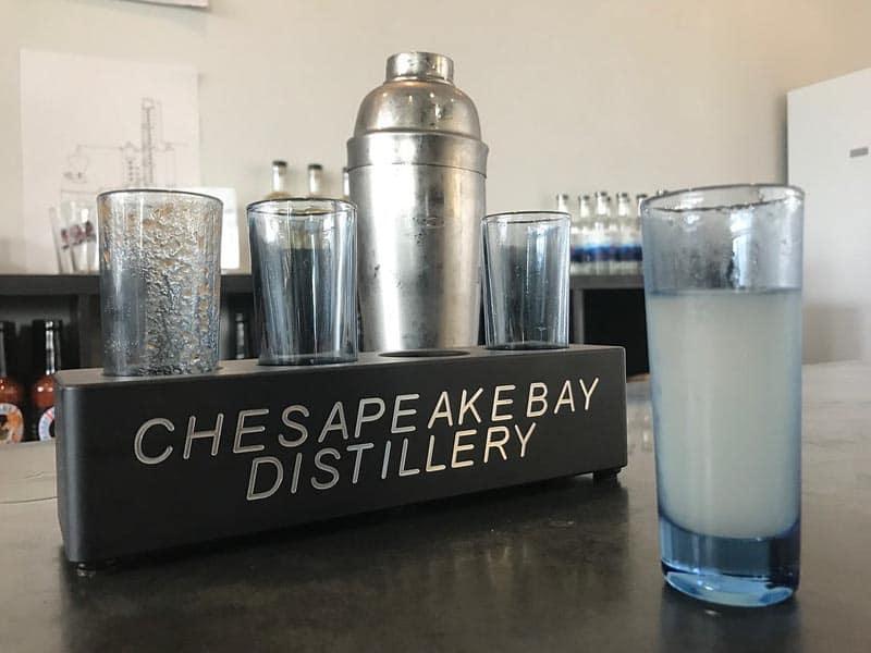where to drink in Virginia Beach Chesapeake Bay Distillery