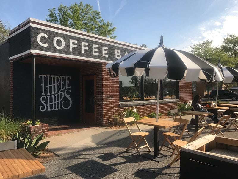Best Places To Eat In Virginia Beach Three Ships For Coffee