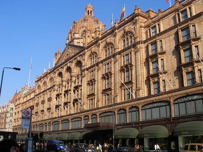 where to shop in london harrods