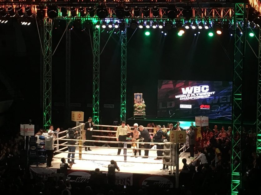 Things to do in Bangkok: Go see a Muay Thai match