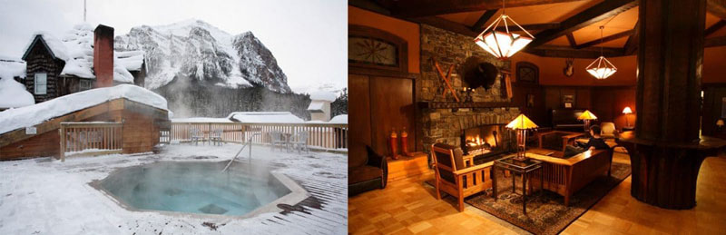 where to stay in Banff juniper