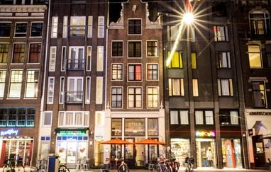 the exchange hotel in amsterdam