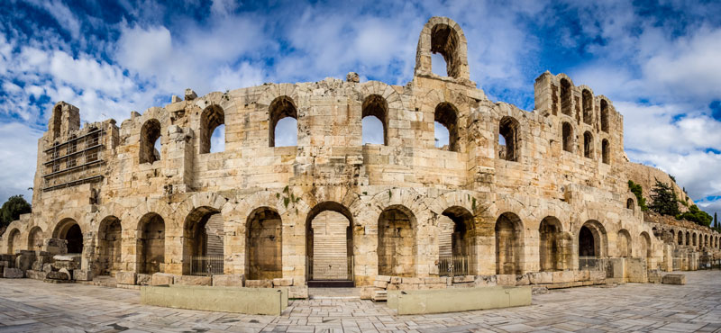 where-to-stay-in-athens-greece-ruins