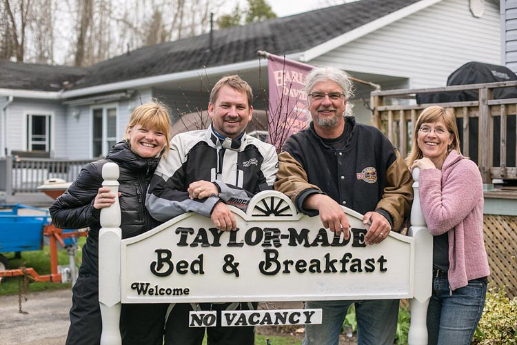 where to stay in Lion's Head Ontario   Taylor Made