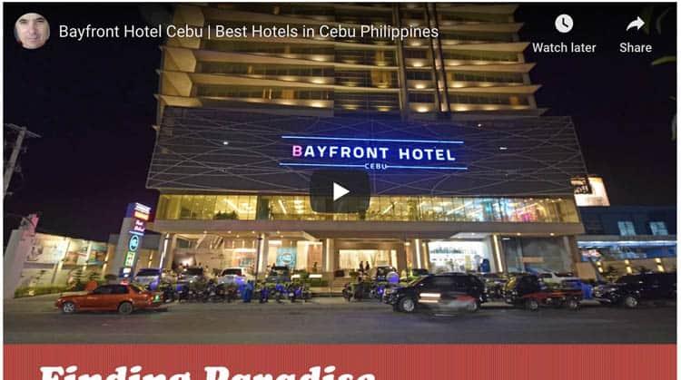 luxury hotels in cebu