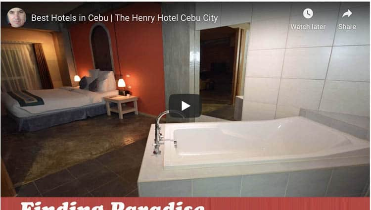 cebu philippines places to stay