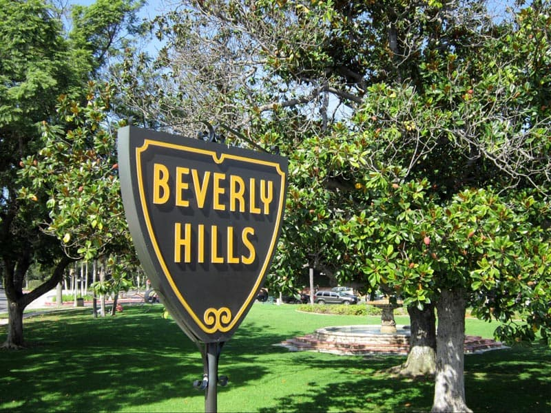where to stay in Beverly Hills