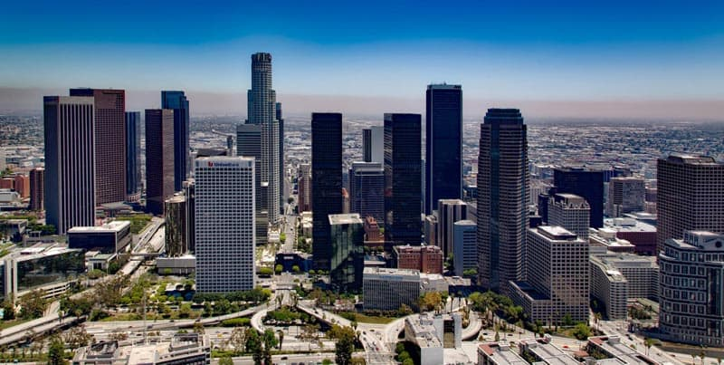 los angeles where to stay