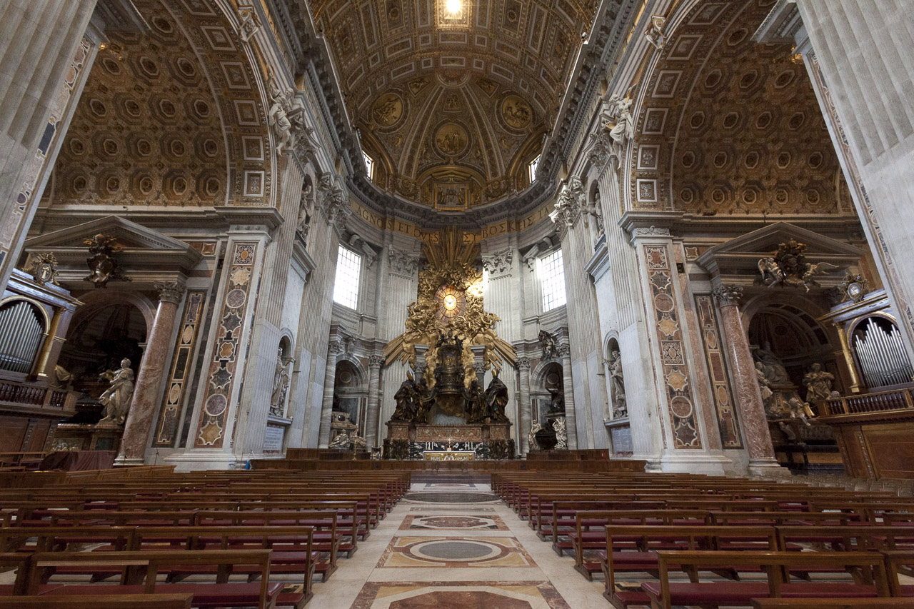 Vatican City in Rome Italy