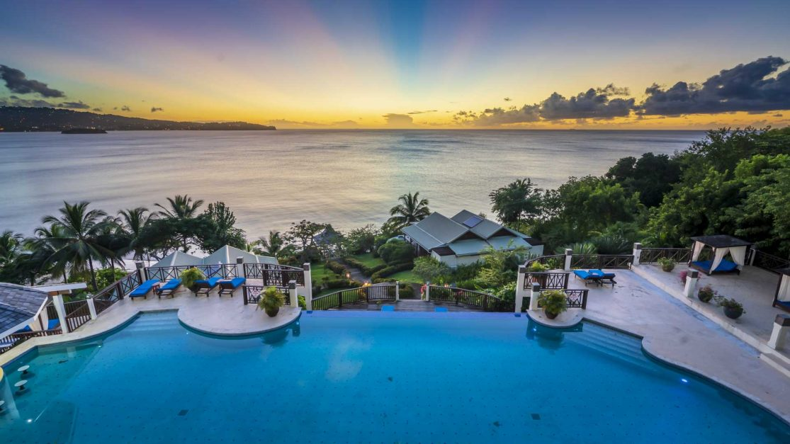 where to stay in saint lucia north side