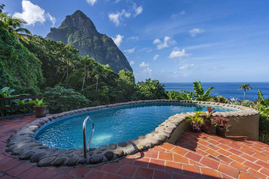 Where to stay in Saint Lucia in the South