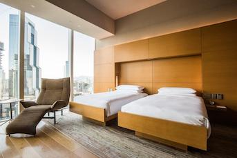 Where to stay in Seoul Gangnam Luxury