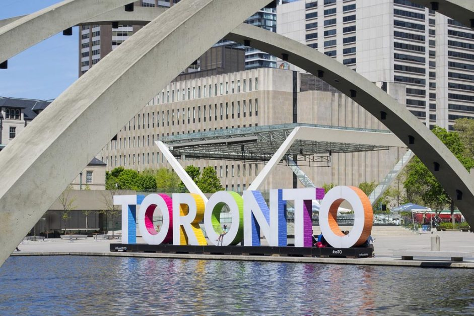 Where to stay in Toronto | City Hall