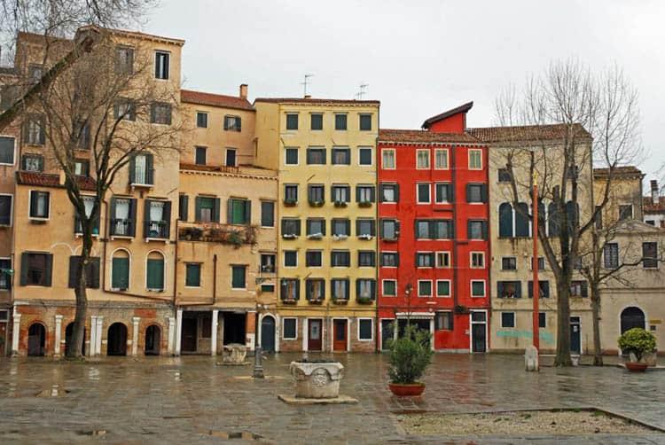 where to stay in cannaregio venice