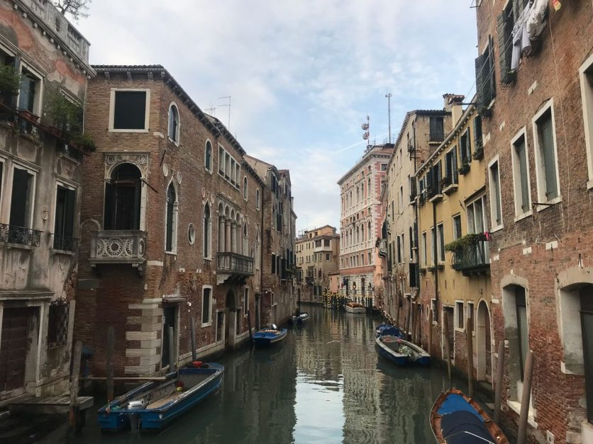 San polo is our vot for where to stay in Venice with families