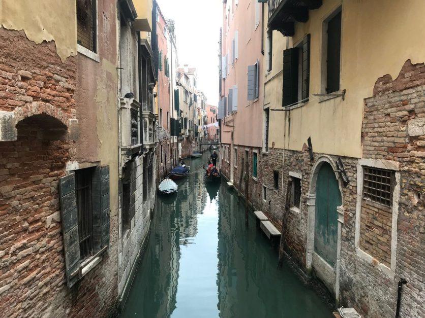 Canareggio neighbourhood Venice