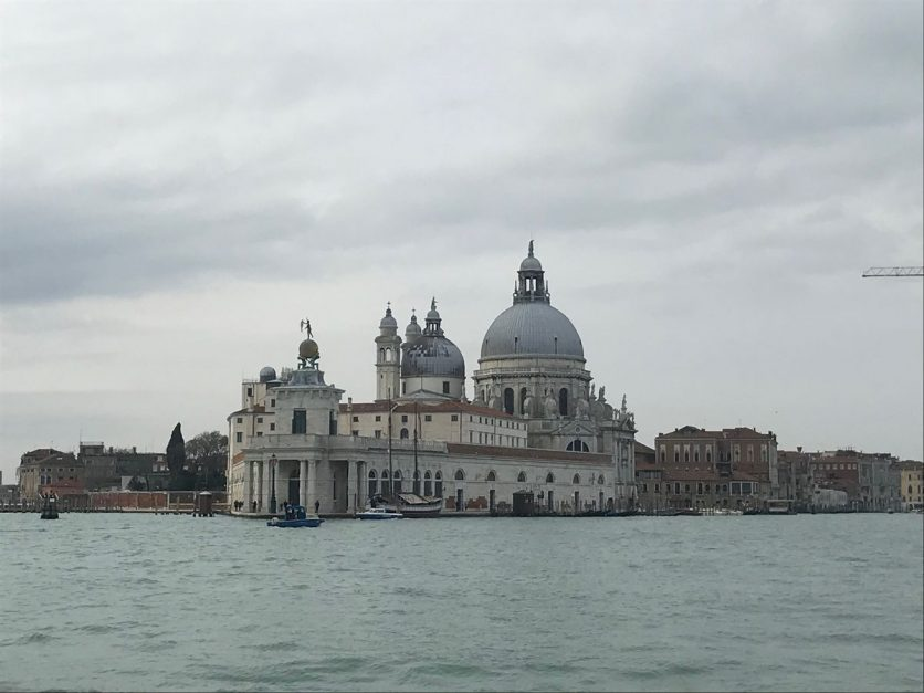 DORSODURO neighbourhood in Venice
