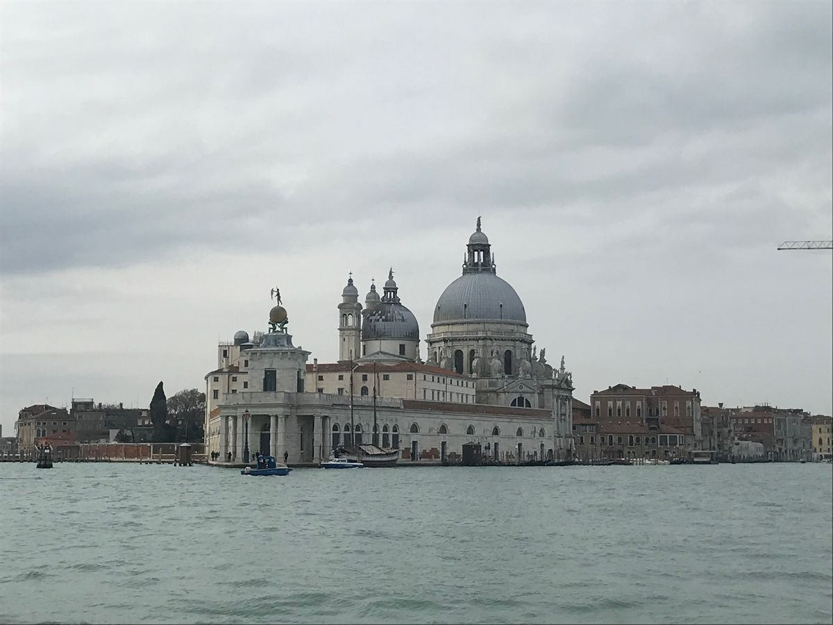 domed museum of dosodora neighbourhood in Venice