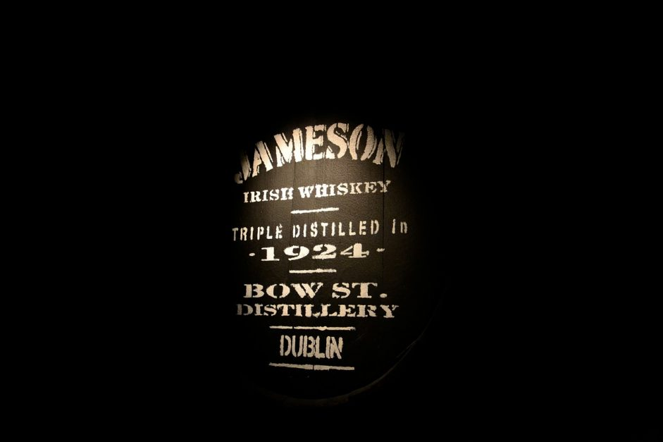 things to do in dublin jameson tour