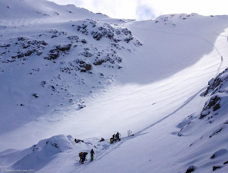Beyond Our Limits – Backcountry Skiing in Whistler