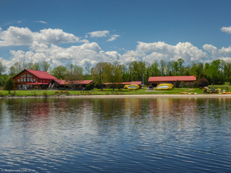 ottawa river rafting lodge
