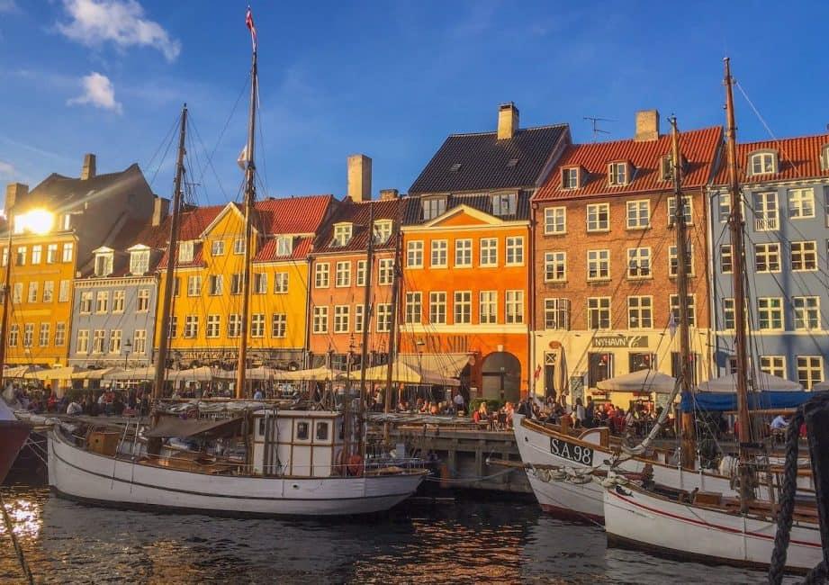 be more like Scandinavia denmark