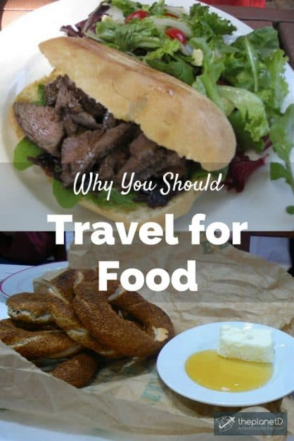 Culinary travel has grown rapidly in popularity recently and I've jumped wholeheartedly on the bandwagon. Have you? Here's why you should travel for food.