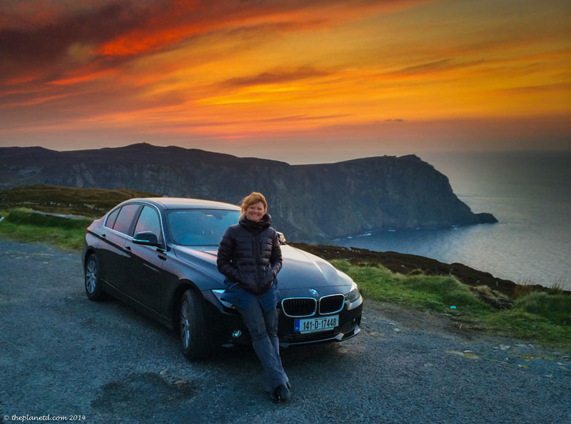 wild atlantic way accommodation car rental