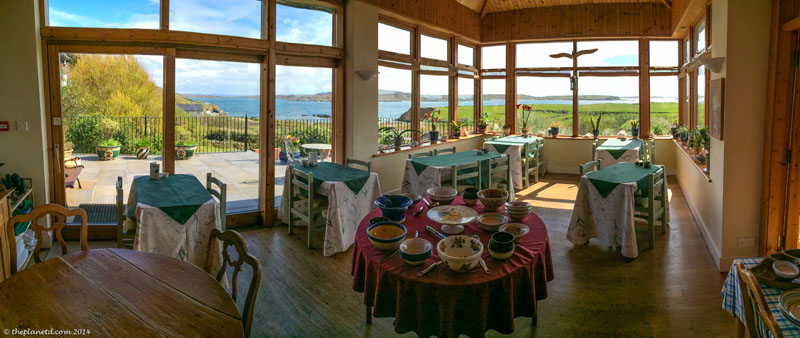 wild atlantic way accommodation restaurant